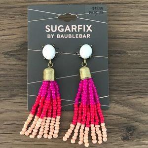 Sugarfix by Bauble Bar tassel earrings